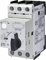 Автоматический выключатель защиты двигателя MPE25-0-16 арт. 4648001