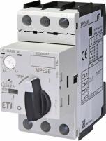 Автоматический выключатель защиты двигателя MPE25-0-63 арт. 4648004