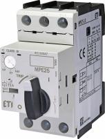 Автоматический выключатель защиты двигателя MPE25-1-0 арт. 4648005