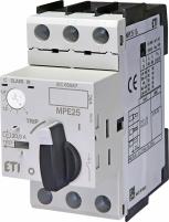 Автоматический выключатель защиты двигателя MPE25-1-6 арт. 4648006
