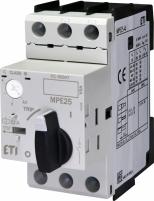 Автоматический выключатель защиты двигателя MPE25-4-0 арт. 4648008