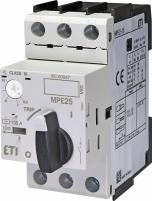 Автоматический выключатель защиты двигателя MPE25-10 арт. 4648010