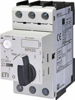 Автоматический выключатель защиты двигателя MPE25-25 арт. 4648013