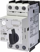 Автоматический выключатель защиты двигателя MPE25-32 арт. 4648014