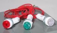 Сигнальная лампа PLE400G (зелен.) арт. 4648046