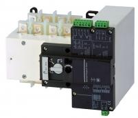 Переключатель нагрузки с мотор-приводом MLBS 400 3P CO 230VAC арт.4661871