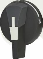 Выносная рукоятка, черная CLBSV-EH160/B арт.4661884