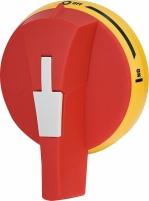 Выносная рукоятка, красная CLBSV-EH160/YR арт.4661885