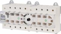 Переключатели нагрузки 1-0-2 с видимым разрывом CLBSV 63 3P CO I-0-II арт.4661890