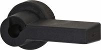 Рукоятка на корпус 1-0-2, черная CLBSV-DH125/B I-0-II арт.4661896