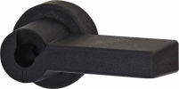 Рукоятка на корпус 1-1+2-2, черная CLBSV-DH125/B I-I+II-II арт.4661897