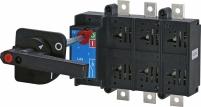 Разъединитель нагрузки с выносной рукояткой LA3/D 400A 3P арт. 4663511