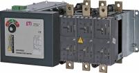 """Переключатель нагрузки LA4 MO 630A 3P CO """"1-0-2"""" (с мотор.приводом) арт. 4667323"""