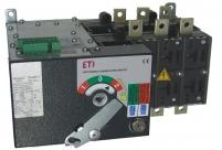 """Переключатель нагрузки LA4 MO 630A 4P CO """"1-0-2"""" (с мотор.приводом) арт. 4667333"""