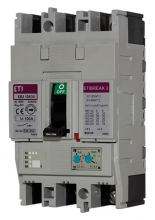 Авт. выключатель EB2 125/4S 100А 4р (36кА) арт. 4671051
