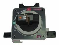 Выносная рукоятка управления (RO2) 125Р (черн./замок) арт. 4671171