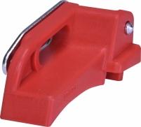 Блокировка рукоятки с замком ZA2 125-250 арт. 4671180
