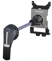 Выносная рукоятка управления (RO2) 400/630Р (черн./замок) арт. 4671232