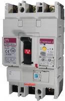 Авт. выключатель со встроенным блоком УЗО EB2R  125/3L 125А 3Р арт. 4671506