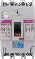 Авт. выключатель EB2S 160/3LA 40А 3P (16kA регулируемый) арт. 4671880